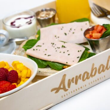 Carta desayunos ARRABAL