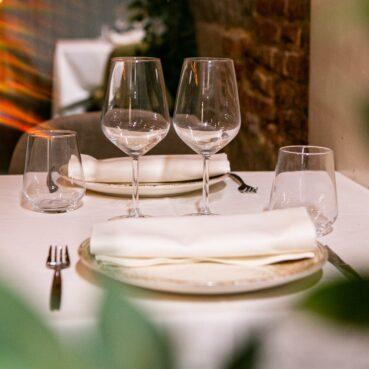Carta restaurante ARRABAL